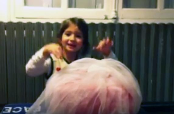 Le Petit Chaperon Rouge par Alice - 6 ans
