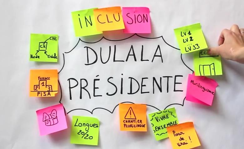 DULALA Présidente