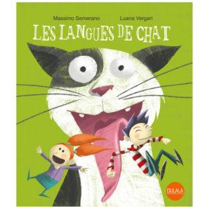 Album Les Langues de chat
