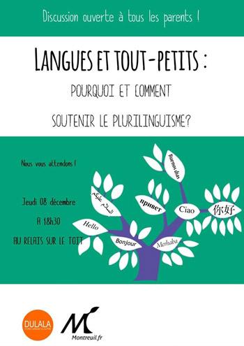 Langues et tout-petits