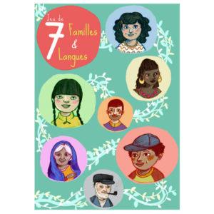 Le Jeu de Sept Familles & langues