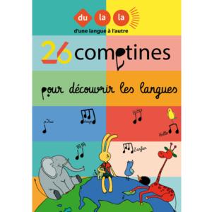 26 comptines pour découvrir les langues