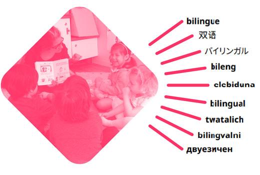 Développer le bilinguisme des enfants par le jeu
