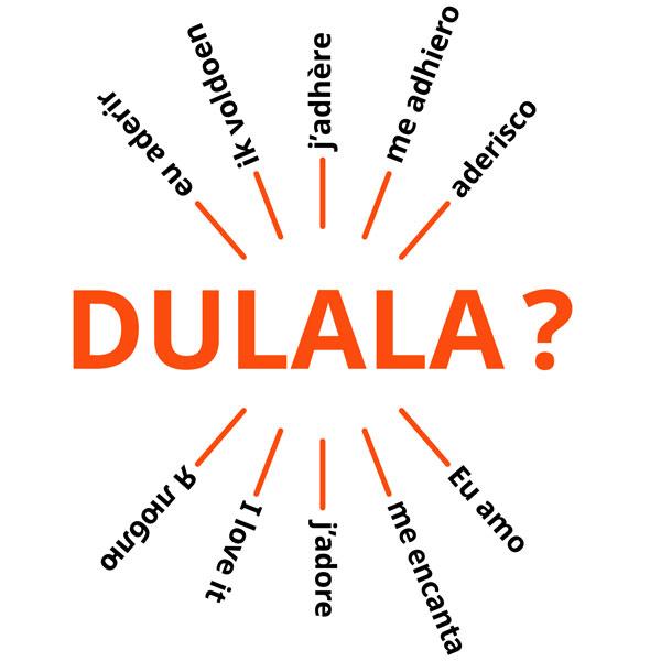Adhérer à l'association DULALA