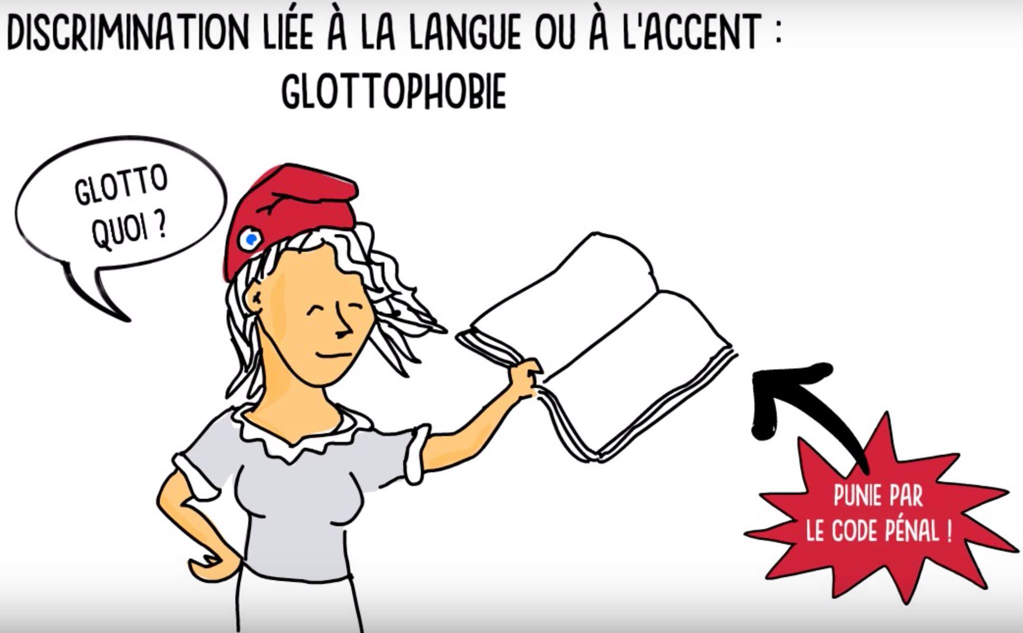 Langues et discriminations
